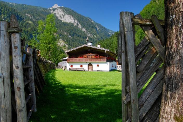 Abtenau Arlerhof im Sommer