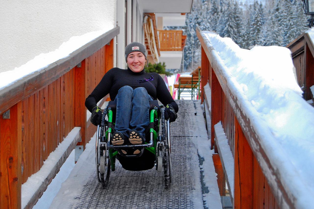 Hotel Traunstein in Abtenau Barrierefrei