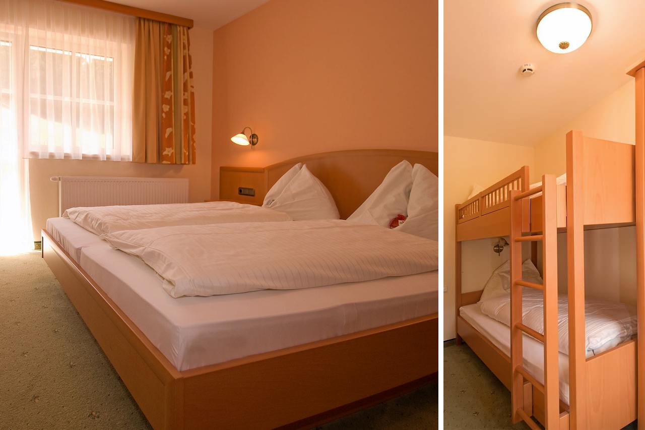Hotel Traunstein in Abtenau - Familienzimmer