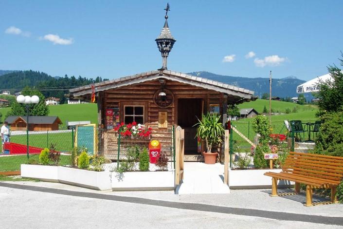 Hotel Traunstein in Abtenau - Minigolf