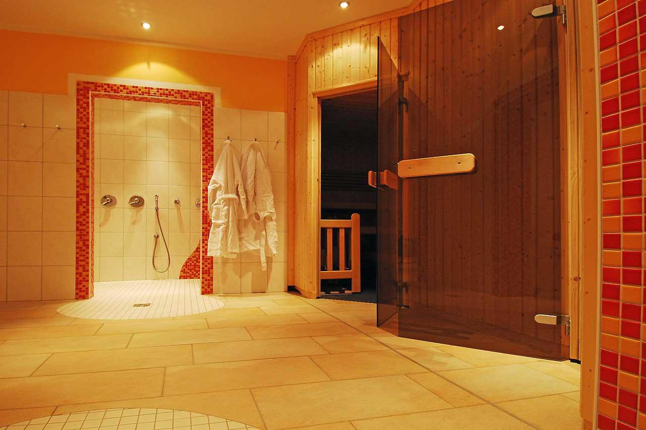 Hotel Traunstein in Abtenau - Wellness Sauna