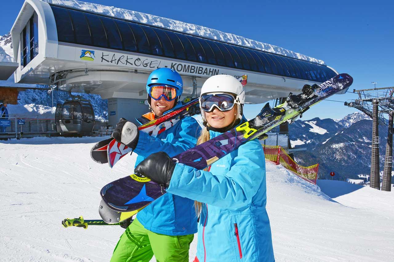 Hotel Traunstein in Abtenau - Ski