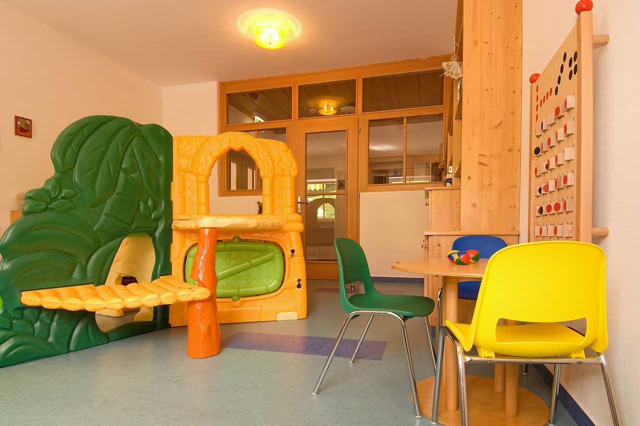 Hotel Traunstein in Abtenau - Spielzimmer