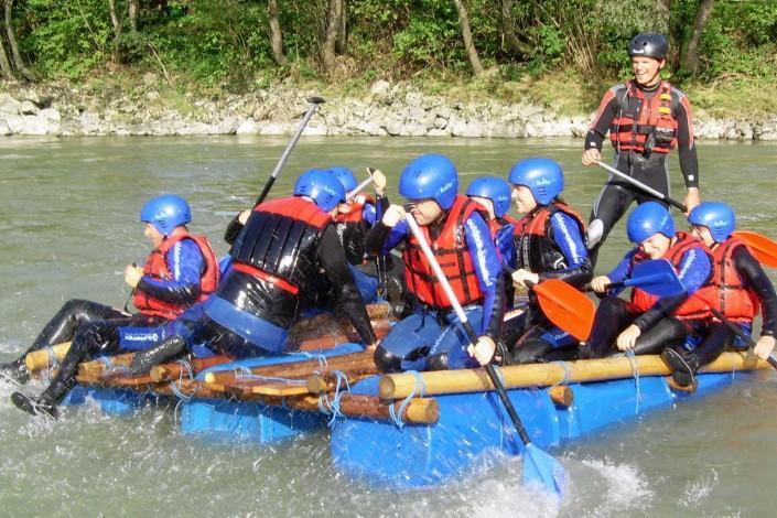 Hotel Traunstein in Abtenau - Wassersport