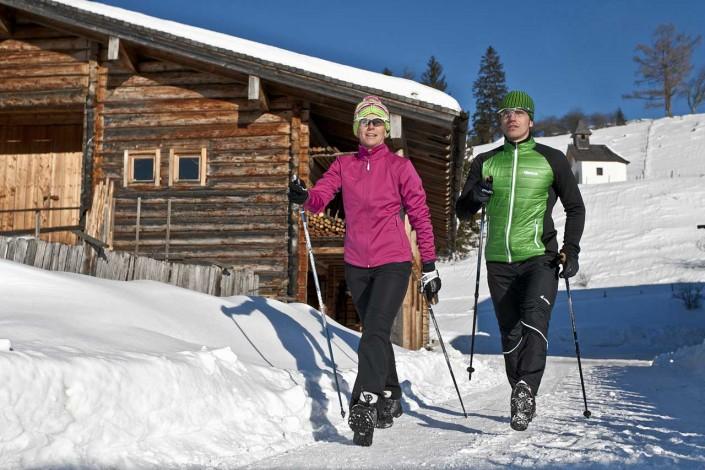 Hotel Traunstein in Abtenau - Winterwandern