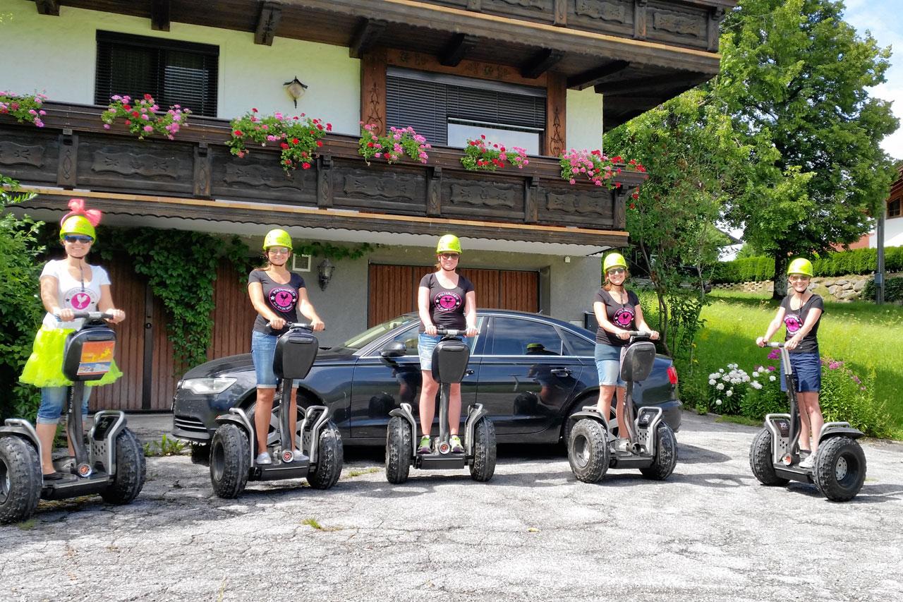 Hotel Traunstein in Abtenau - Segway