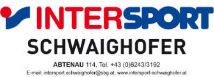 Logo Intersport Schwaighofer